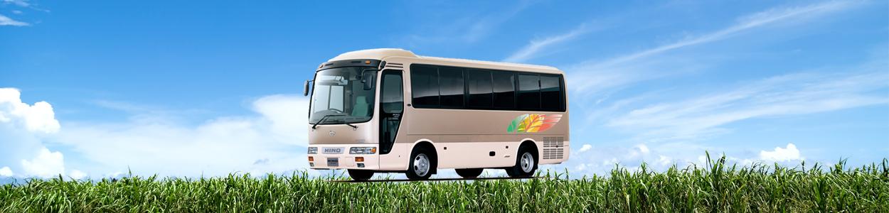 小型バス 京都からの貸切料金や定員バスの長さを紹介