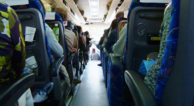 ご利用人数で貸切バスを選ぶ