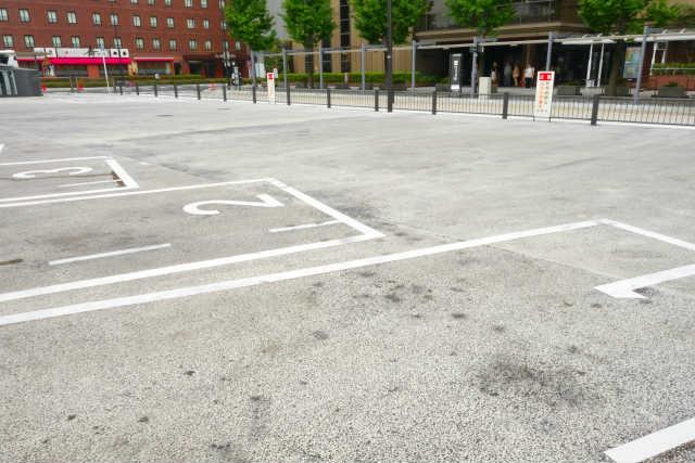 各施設のバス駐車場から受付までの導線